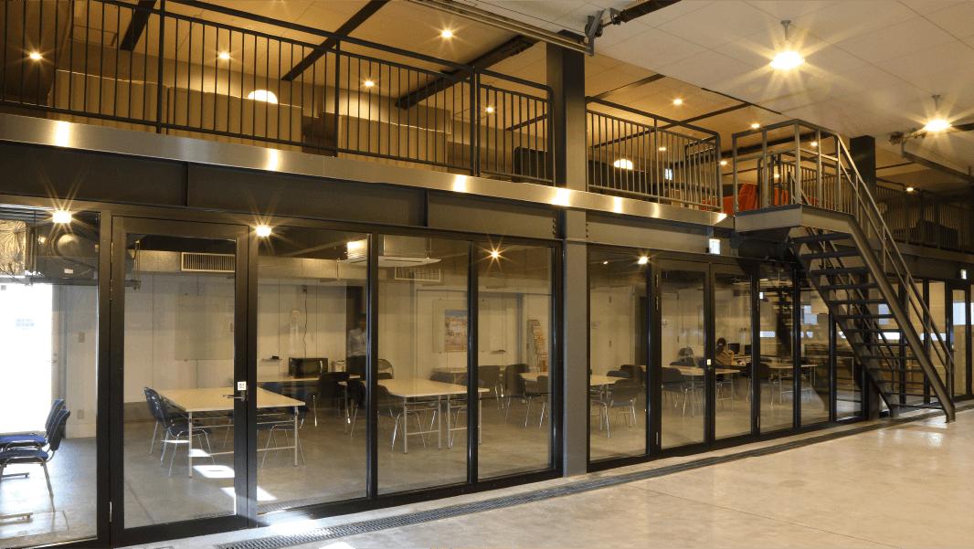 オフィス環境の様子1