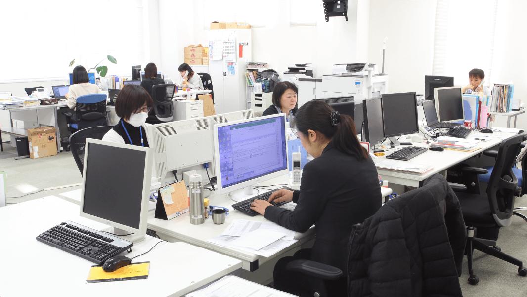 オフィス環境の様子4